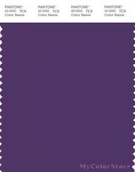 PANTONE SMART 19-3632X Color Swatch Card, Petunia