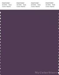 PANTONE SMART 19-3714X Color Swatch Card, Navy