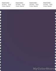 PANTONE SMART 19-3720X Color Swatch Card, Gothic Grape