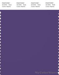 PANTONE SMART 19-3730X Color Swatch Card, Gentian Violet