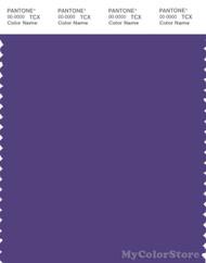 PANTONE SMART 19-3748X Color Swatch Card, Prism Violet
