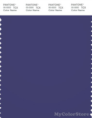 PANTONE SMART 19-3832X Color Swatch Card, Violet Bloom