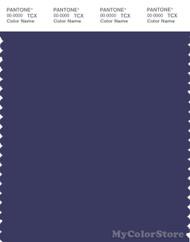 PANTONE SMART 19-3839X Color Swatch Card, Blue Ribbon