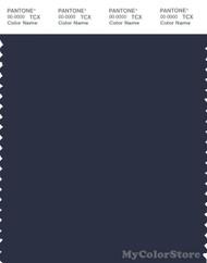 PANTONE SMART 19-3921X Color Swatch Card, Black Iris