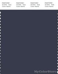 PANTONE SMART 19-3923X Color Swatch Card, Navy Blazer