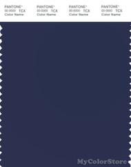 PANTONE SMART 19-3933X Color Swatch Card, Medieval Blue