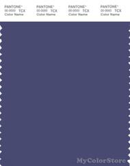PANTONE SMART 19-3936X Color Swatch Card, Skipper Blue