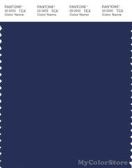 PANTONE SMART 19-3940X Color Swatch Card, Blue Depths