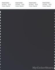 PANTONE SMART 19-4004X Color Swatch Card, Tap Shoe