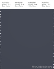 PANTONE SMART 19-4014X Color Swatch Card, Ombre Blue