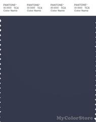 PANTONE SMART 19-4025X Color Swatch Card, Mood Indigo