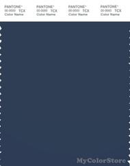 PANTONE SMART 19-4028X Color Swatch Card, Insignia Blue