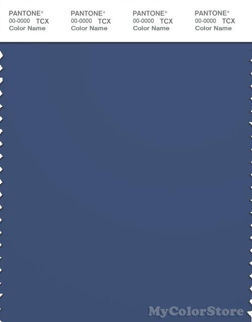 PANTONE SMART 19-4030X Color Swatch Card, True Navy