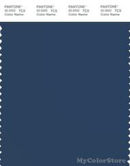 PANTONE SMART 19-4033X Color Swatch Card, Poseidon