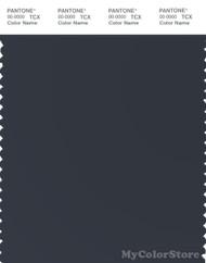 PANTONE SMART 19-4218X Color Swatch Card, Vulcan