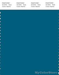 PANTONE SMART 19-4342X Color Swatch Card, Seaport