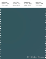 PANTONE SMART 19-4517X Color Swatch Card, Mediterranea