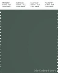 PANTONE SMART 19-5621X Color Swatch Card, Cilantro