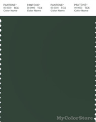 PANTONE SMART 19-5918X Color Swatch Card, Mountain View