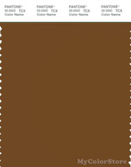 PANTONE SMART 18-1048X Color Swatch Card, Monk's Robe