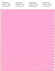 PANTONE SMART 13-2120TN Color Swatch Card, Cotton Candy