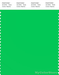 PANTONE SMART 16-6230TN Color Swatch Card, Andean Toucan