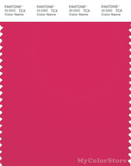 PANTONE SMART 18-1757TN Color Swatch Card, Sparkling Cosmo