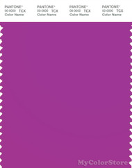 PANTONE SMART 18-3250TN Color Swatch Card, Purple Cactus Flower