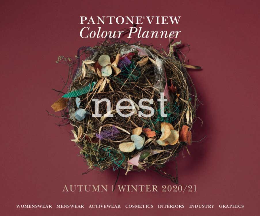 Pantone View Colour Planner | Autumn/Winter 2020/21 Forecast