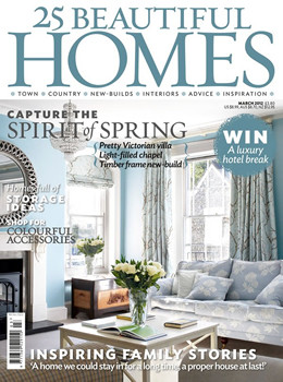 25 Beautiful Homes Magazine (UK) - 12 iss/yr (To US Only)