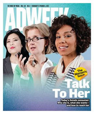 Adweek Magazine  (US) - 44 iss/yr (To US Only)