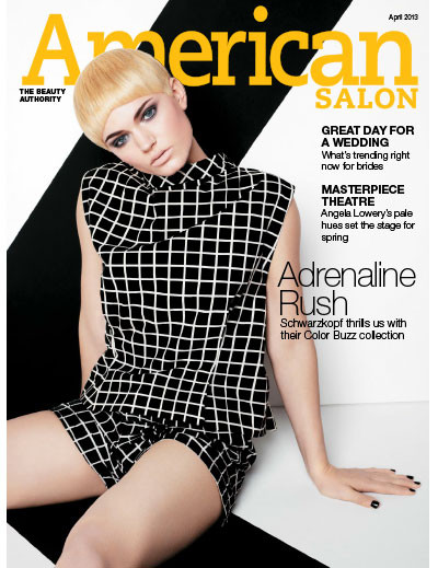 American Salon Magazine  (US) - 12 iss/yr (To US Only)