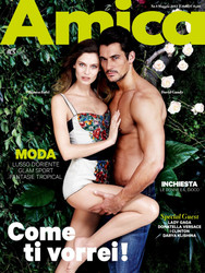 Amica Magazine  (Italy) - 12 iss/yr (To US Only)