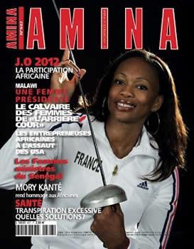 Amina Magazine Subscription (France) - 12 iss/yr