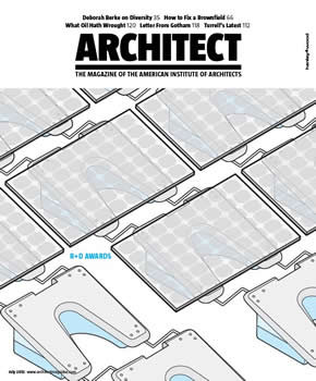 Architect Magazine  (US) - 12 iss/yr (To US Only)