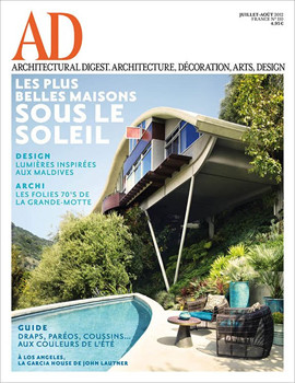Architectural Digest Magazine  (France) - 10 iss/yr (To US Only)