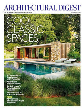 Architectural Digest Magazine  (US) - 12 iss/yr (To US Only)