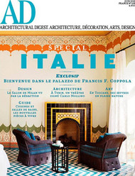 Architectural Digest Special Magazine  (France) - 2 iss/yr (To US Only)