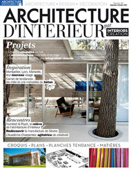 Architecture Interieure Magazine  (France) - 6 iss/yr (To US Only)