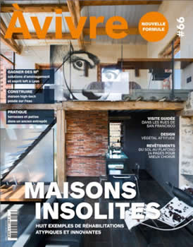 Architectures Vivre Magazine Subscription (France) - 6 iss/yr
