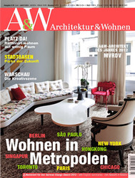 Architektur Und Wohnen Magazine  (Germany) - 6 iss/yr (To US Only)