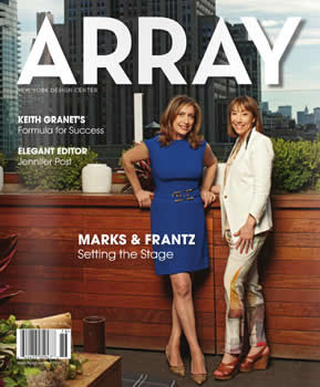 Array Magazine  (US) - 4 iss/yr (To US Only)