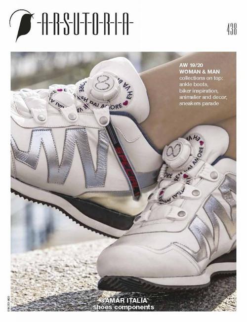 Arsutoria Shoes Trend Magazine  (Italy) - 10 iss/yr
