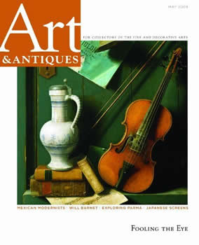 Art & Antiques Magazine  (US) - 12 iss/yr (To US Only)