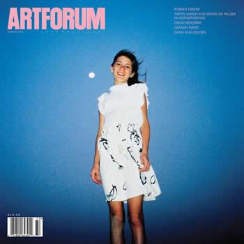 Art Forum Magazine Subscription (US) - 10 iss/yr