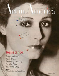 Art In America Magazine  (US) - 12 iss/yr (To US Only)