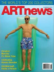 Art N+C125ews Magazine Subscription (US) - 11 iss/yr