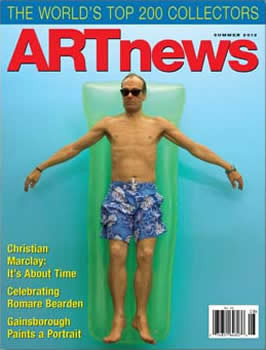 Art News Magazine  (US) - 11 iss/yr (To US Only)