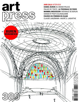Art Press Magazine  (France) - 11 iss/yr (To US Only)