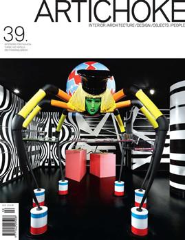 Artichoke Magazine  (Australia) - 4 iss/yr (To US Only) Via Air